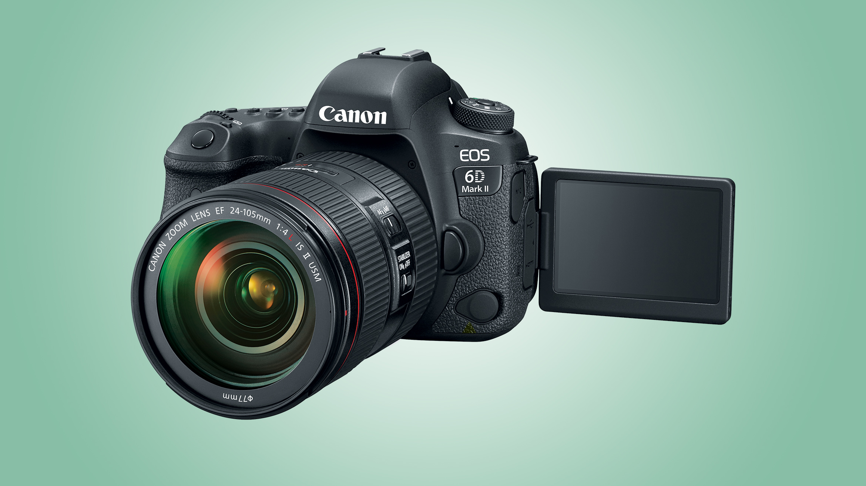 Canon unveils EOS 6D Mark II and EOS Rebel SL2   Tech news