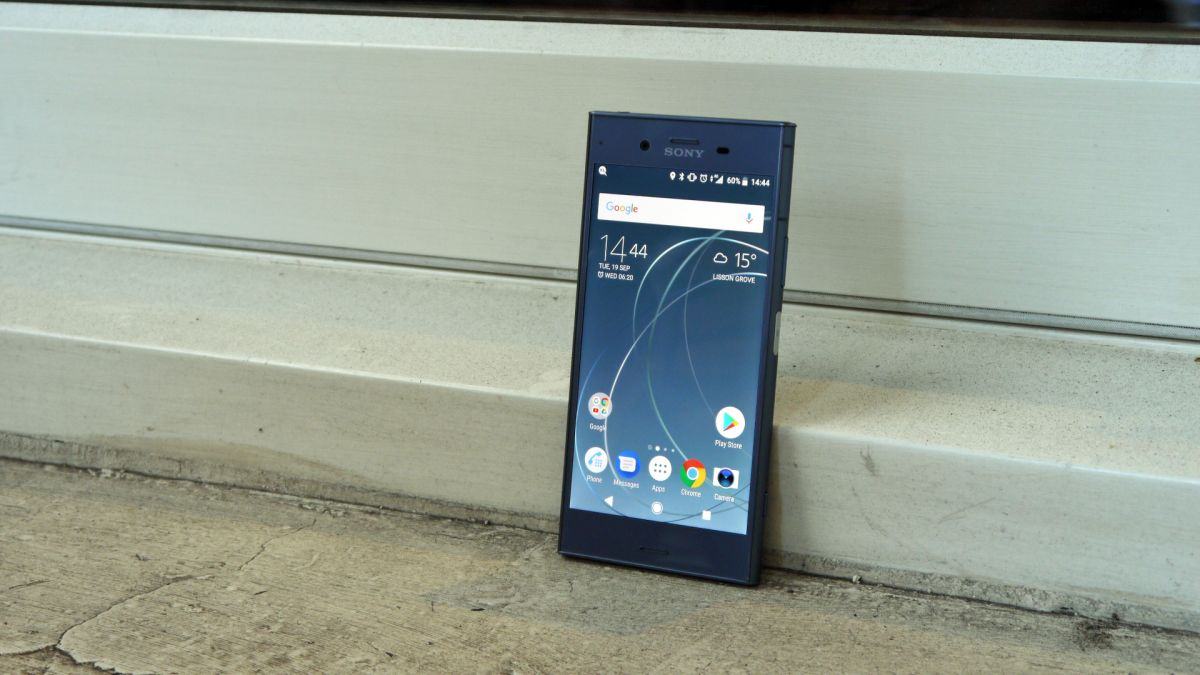 sony xperia xz1 review techradar