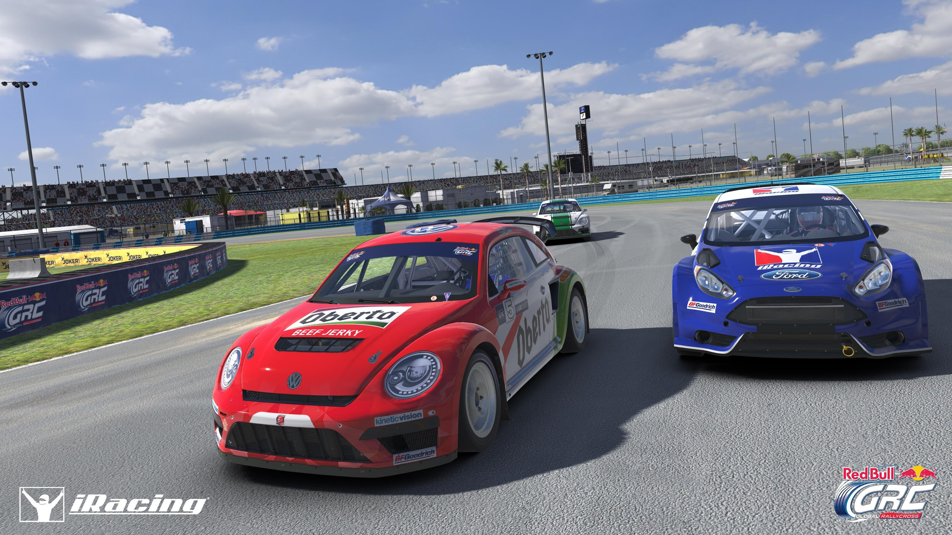 Best PC racing game: iRacing
