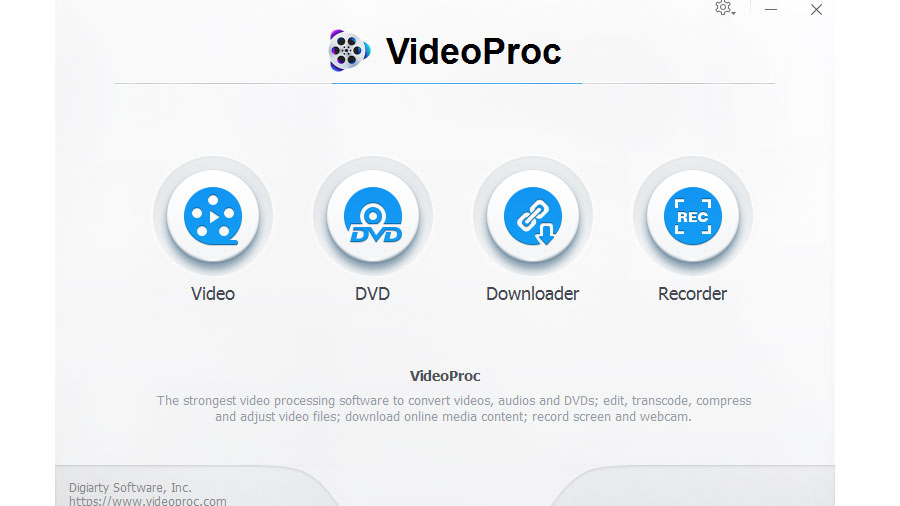 Win GoPro Hero 7 and try VideoProc to edit your videos in an easier way