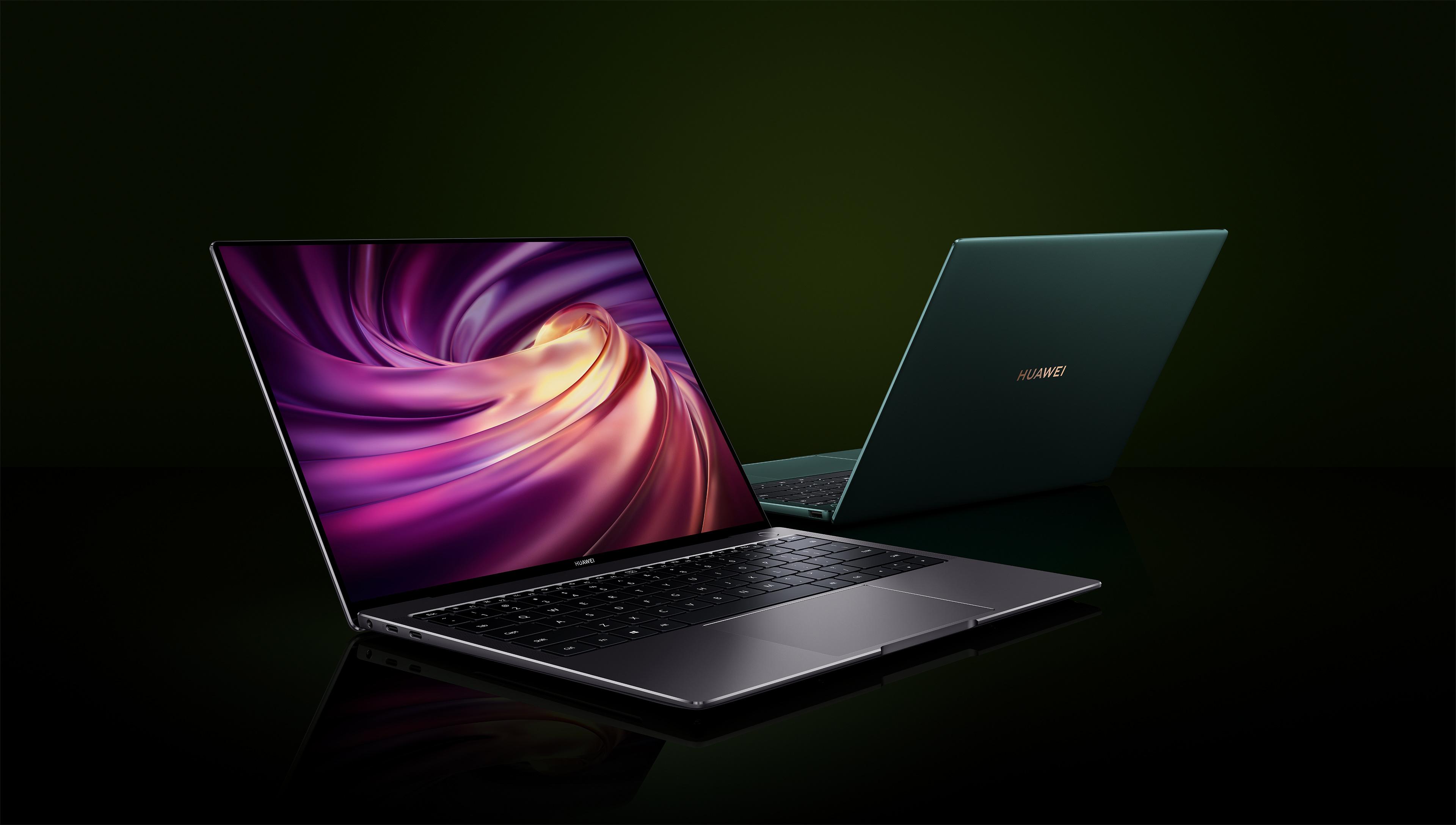 Intel 10th Gen Processors Join Huawei's MateBook X Pro Laptop