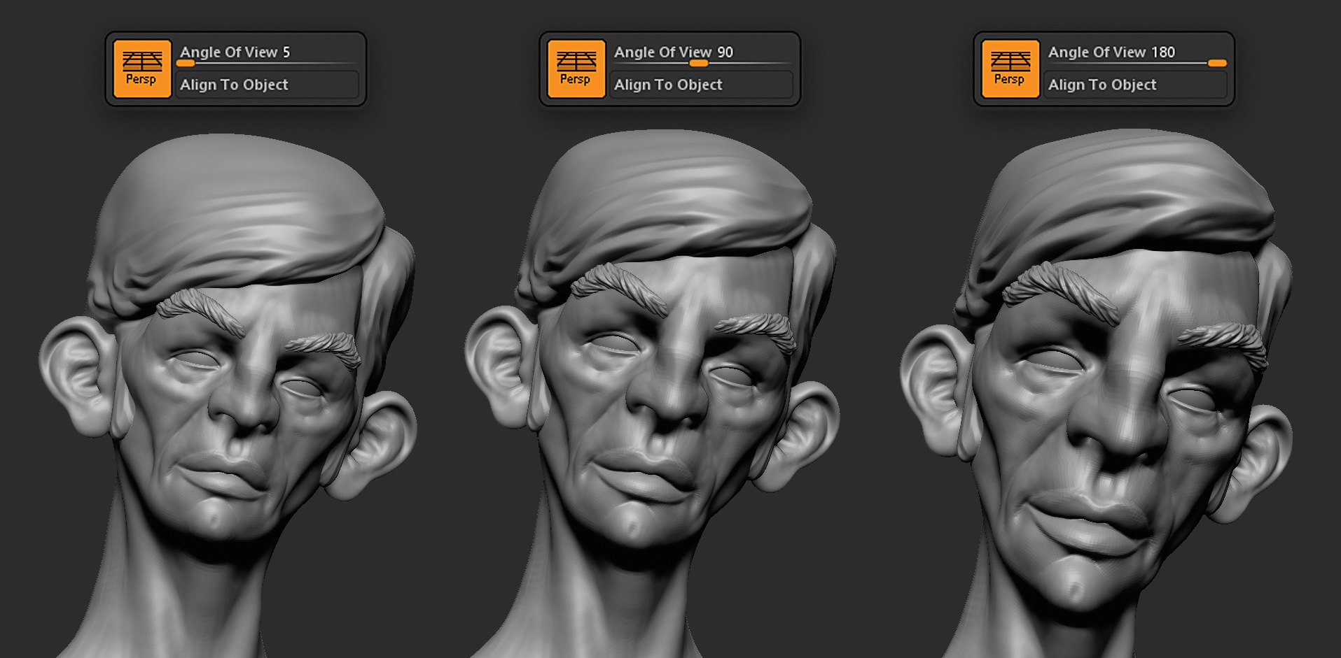 Render your art in ZBrushCore - Graphic Design   Digital