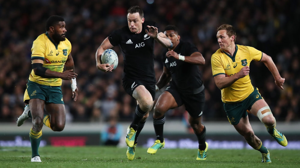 Australia vs New Zealand live stream: how to watch today's Rugby Championship 2019 match from anywhere