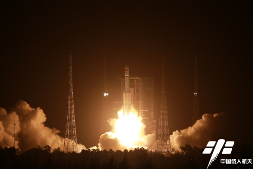 China launches new cargo ship to Tianhe space station module