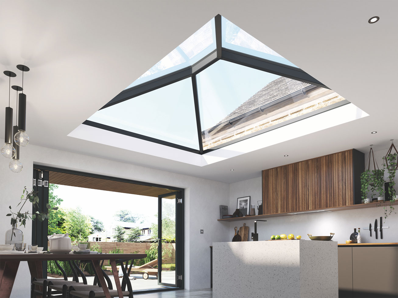Roof Lanterns What Why And How Homebuilding