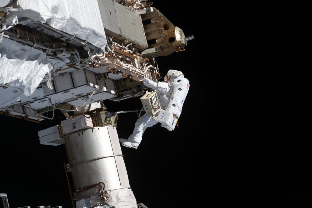 Watch live at 2 pm ET: NASA to preview spacewalks at International Space Station