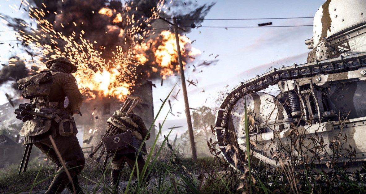 Battlefield 1 'Incursions' 5v5 mode begins closed alpha testing tomorrow