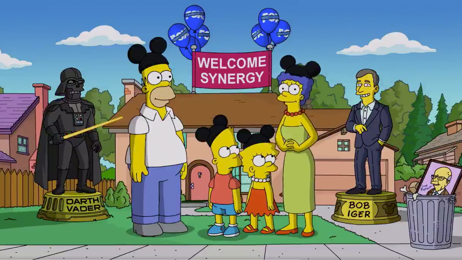 When it comes to Disney Plus UK, The Simpsons could be a dealbreaker