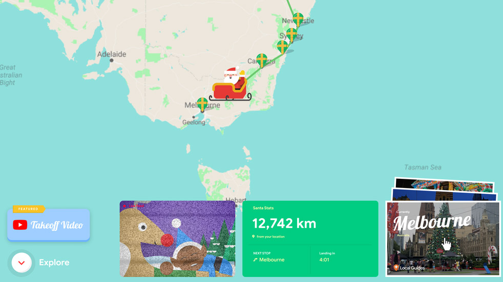 The Google Santa Tracker is revamped and better than ever in 2019