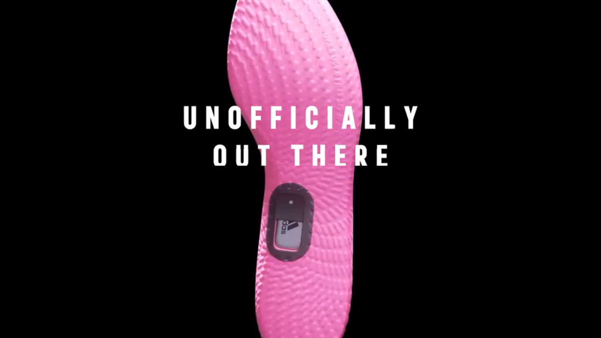 Get an early peak at the Adidas insoles powered by Google Jacquard