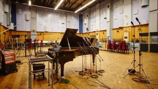 Take a tour of the legendary recording facility