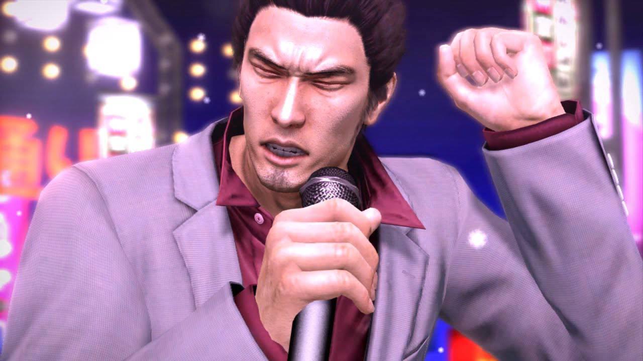 Yakuza 5 karaoke