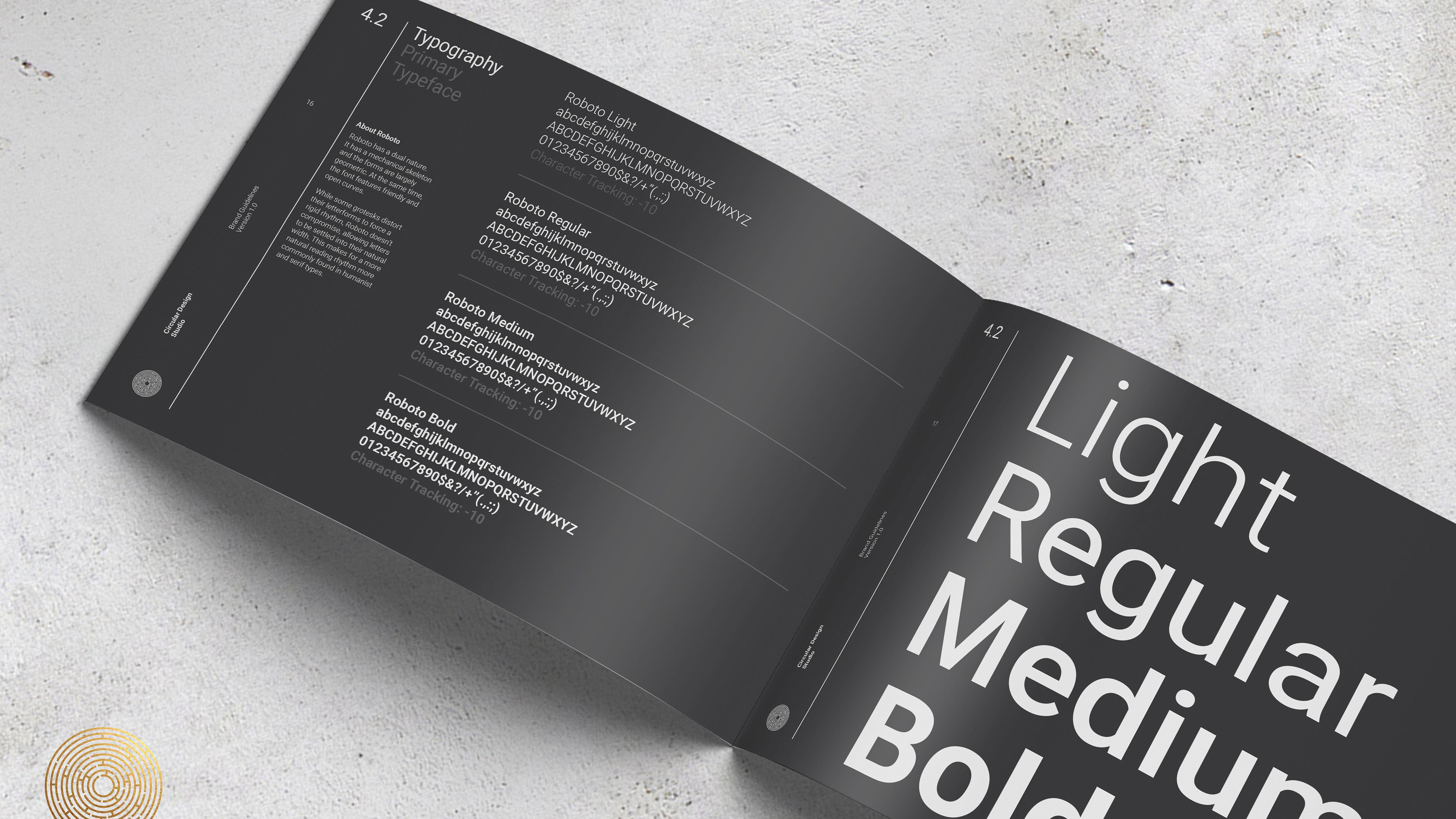 24 top brochure templates for designers