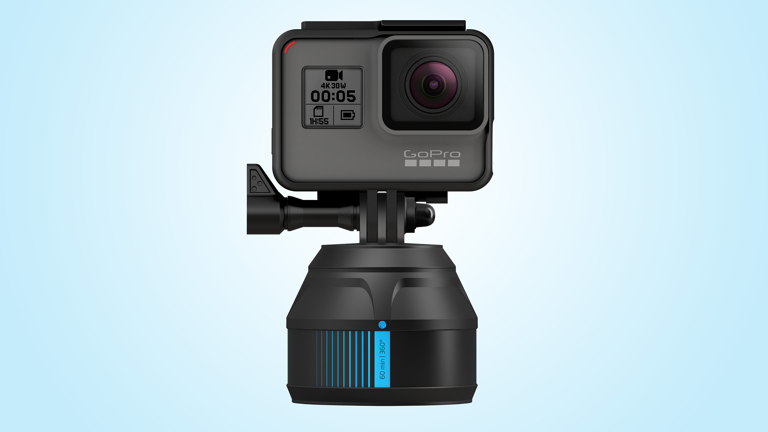 2e7fd01cfeb540 With the fantastic options shooting timelapse stills and video with GoPro  cameras, a simple way to create dynamic results is to make the camera  rotate ...