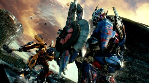 New Transformers: The Last Knight Trailer Brings the Bayhem
