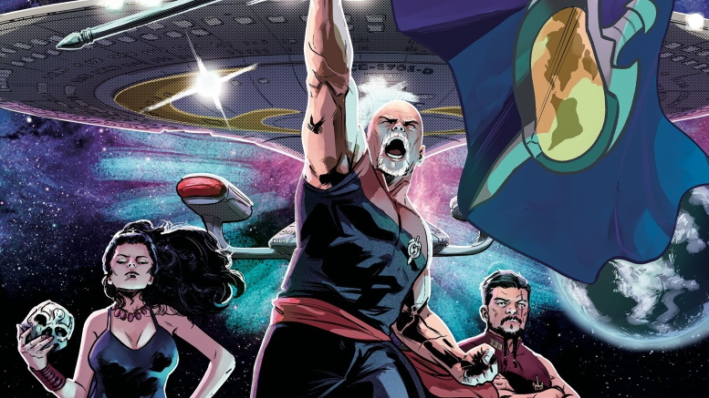 Picard shatters the Mirror Universe with IDW's year-long 'Star Trek' event series