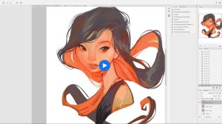 Loish is among the artists in the inspiring Art Makers tutorial series