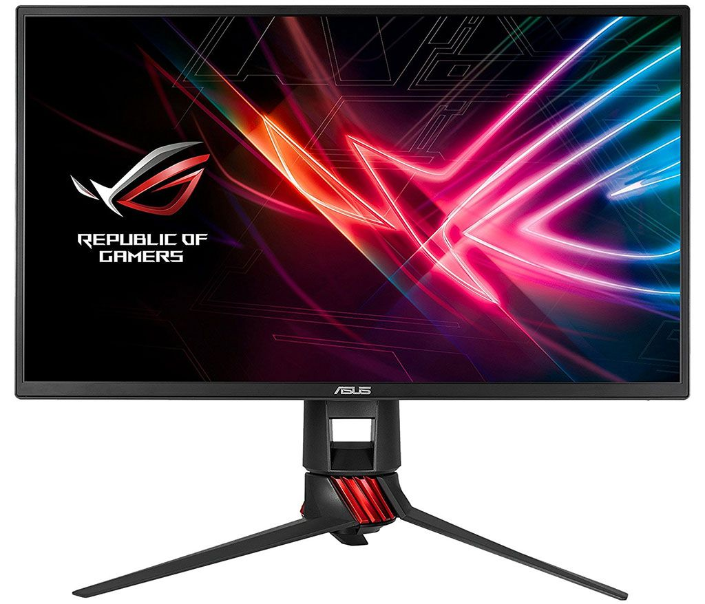 Asus Releases A 24-inch 240Hz FreeSync Monitor For 'speed