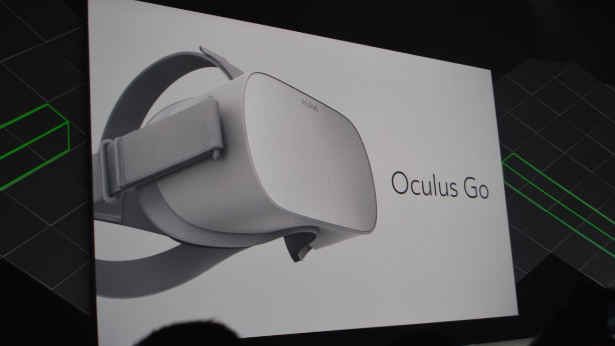 Oculus Go has potential, but it may have trouble finding a home