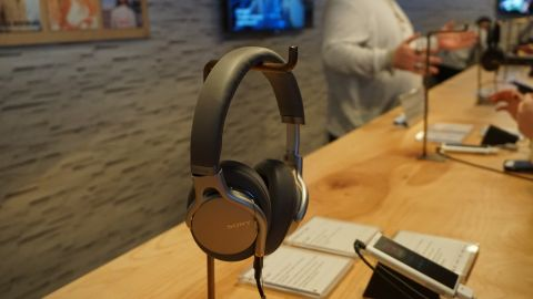 Sony's adding Google Assistant to lots of its older headphones