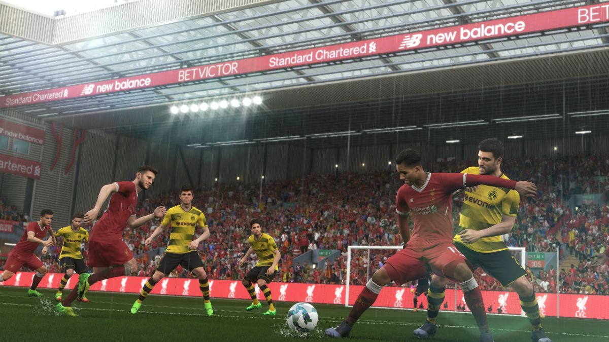 """Konami on PES 2018 coming to Switch: """"of course we considered it"""""""
