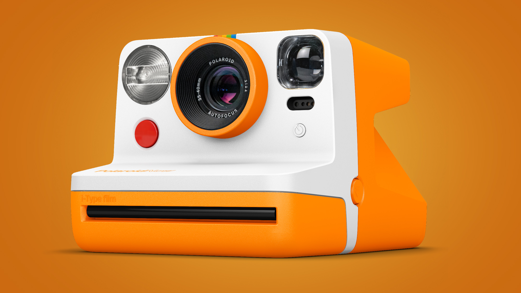 Polaroid Now is an instant camera with handy autofocus skills –read our full review