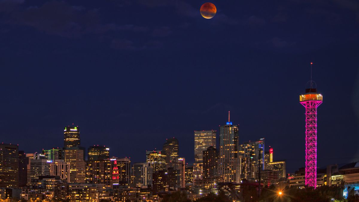 Total lunar eclipse this Wednesday will make supermoon turn blood red