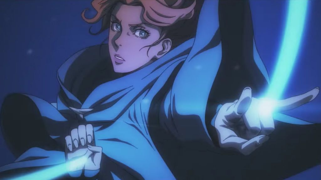 First trailer for Netflix's Castlevania series delivers crackin' whips and thirsty vamps