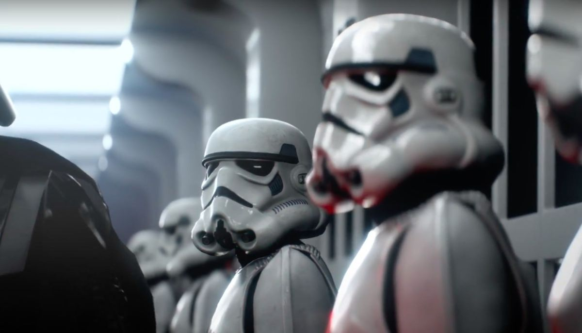 Star Wars Battlefront 2 launches first official patch