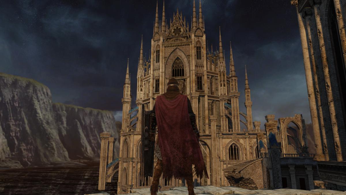 Dark Souls Ii Map on