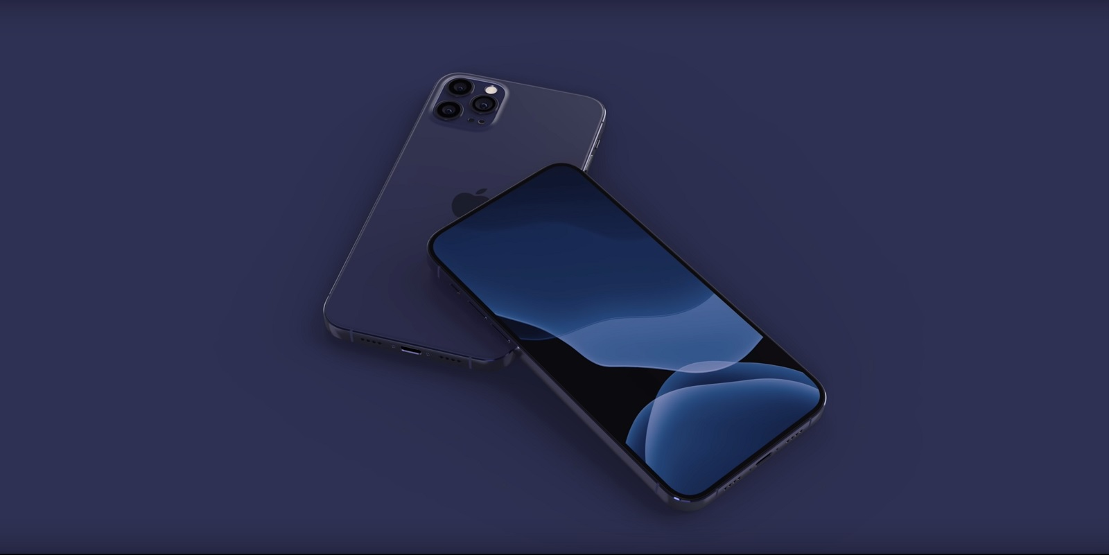 iPhone 12 might add a somber blue hue to its color lineup