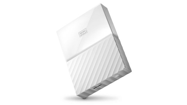 The Western Digital My Passport
