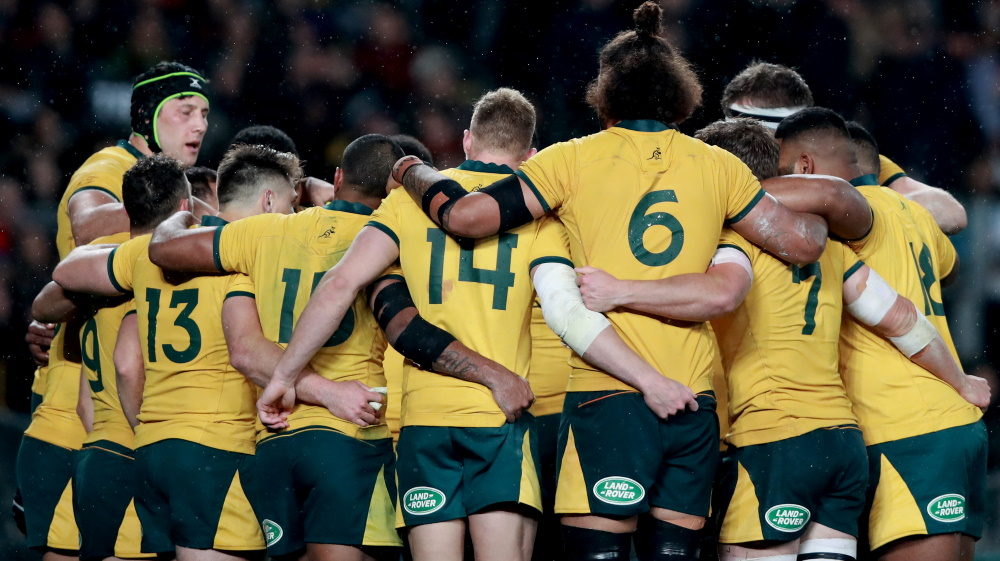 Australia vs Samoa live stream: how to watch today's Rugby World Cup warm-up from anywhere