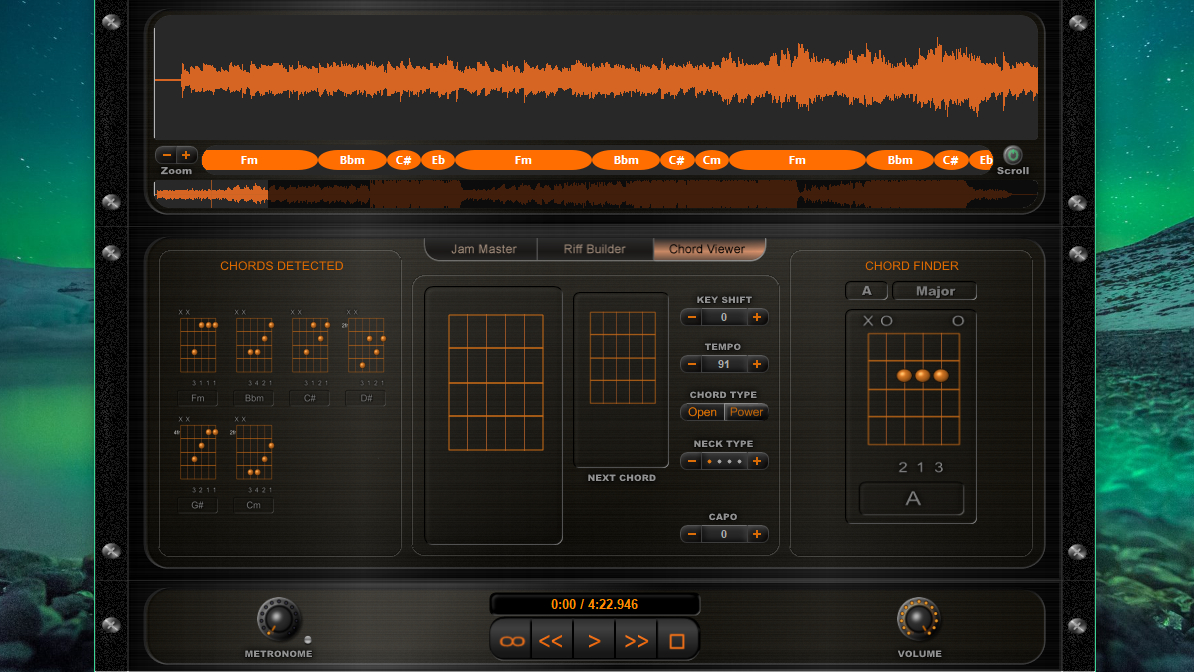 Fender's Riffstation Pro is now free – get the chords for any song on your desktop