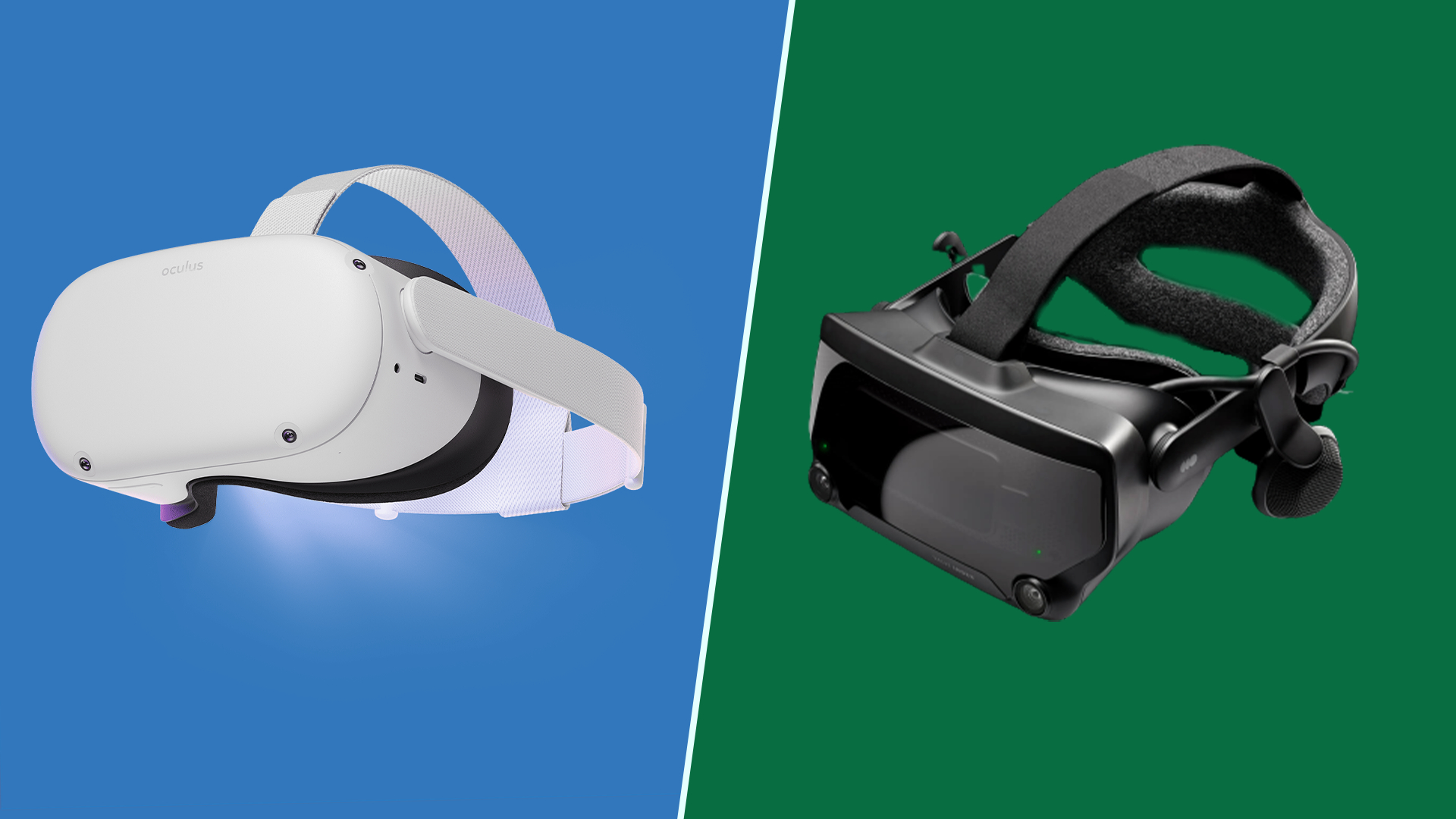 Oculus Quest 2 vs. Valve Index: Which VR headset should you buy?
