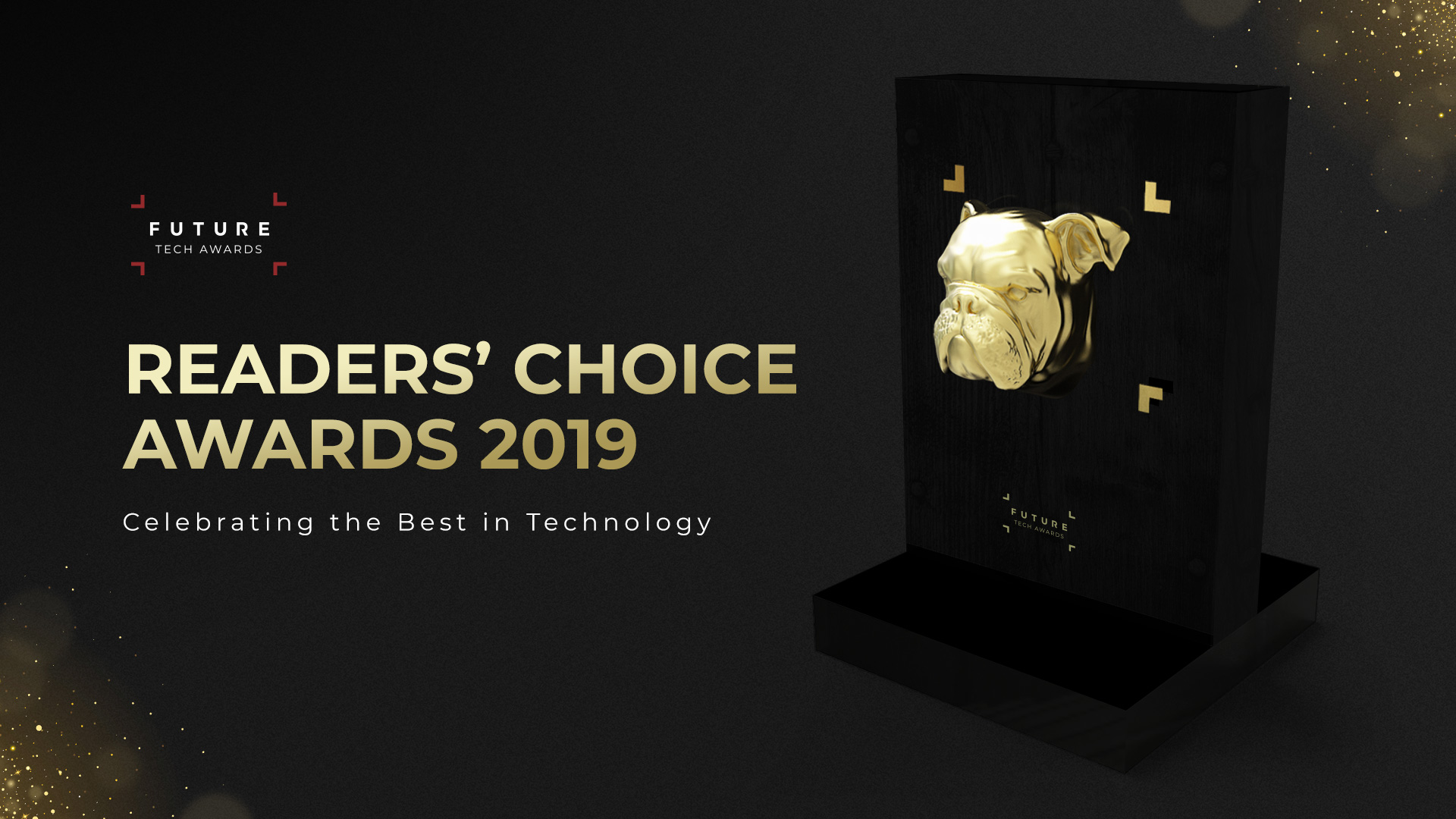 Vote in the Future Tech Awards and win an iPhone 11, Galaxy Note 10 or XPS 13 laptop