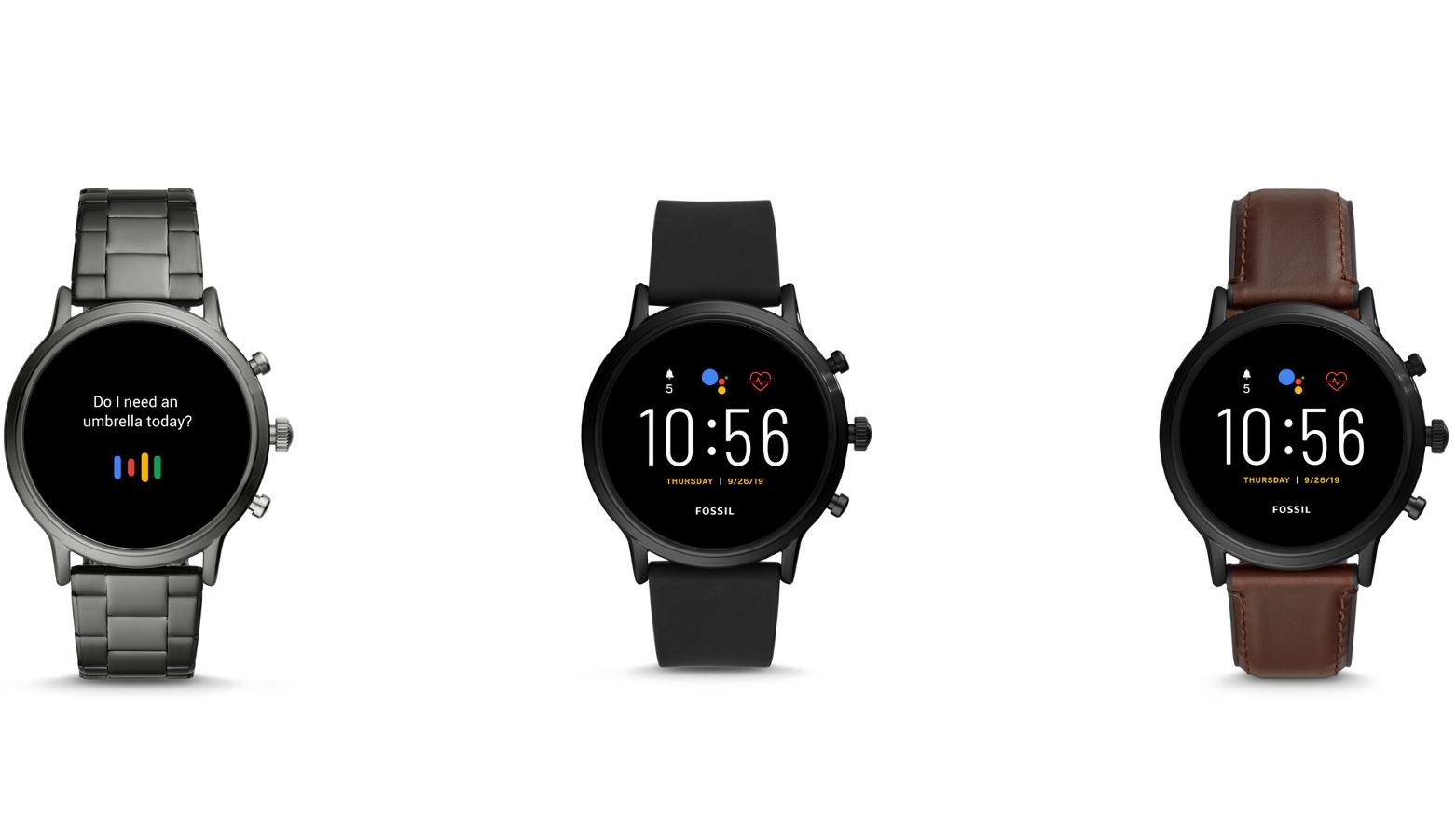 Best Wear OS watch: Fossil Gen 5