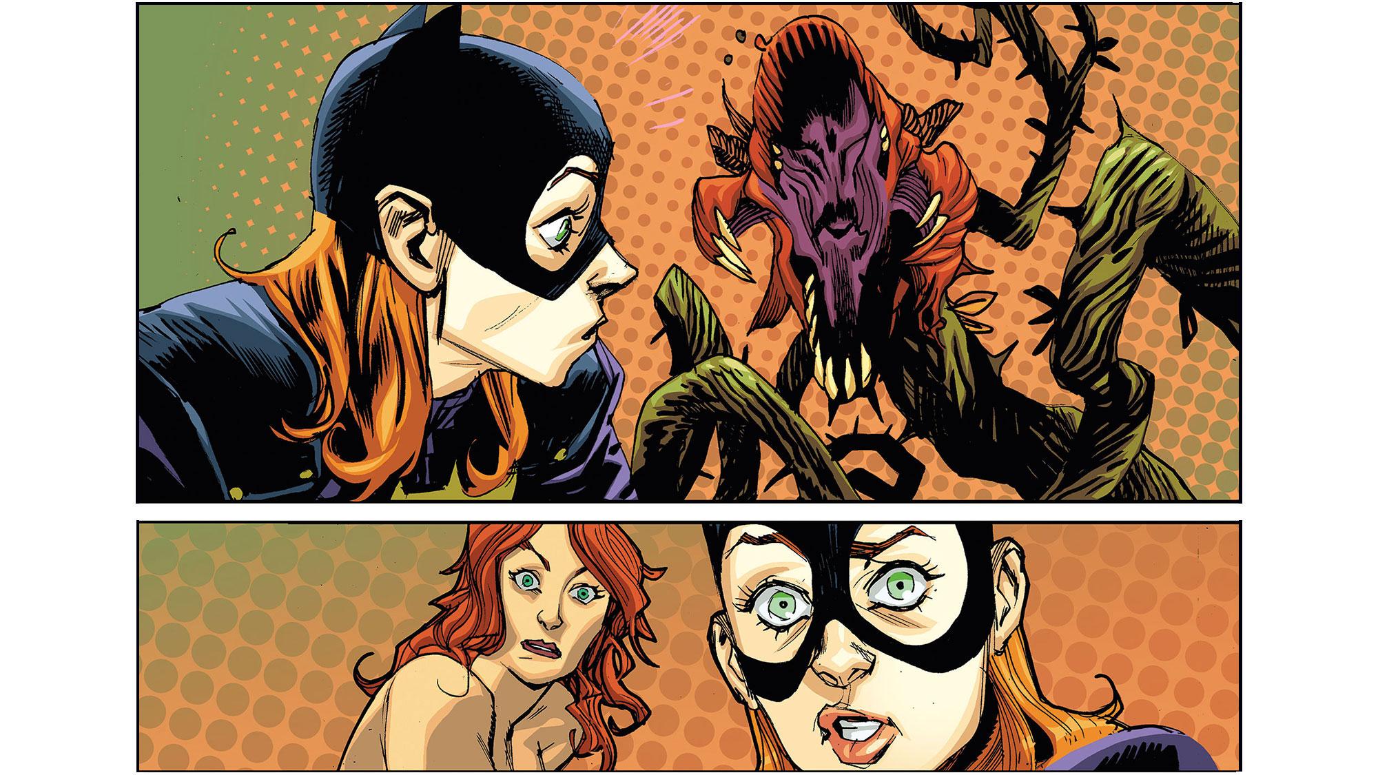 How to colour comics