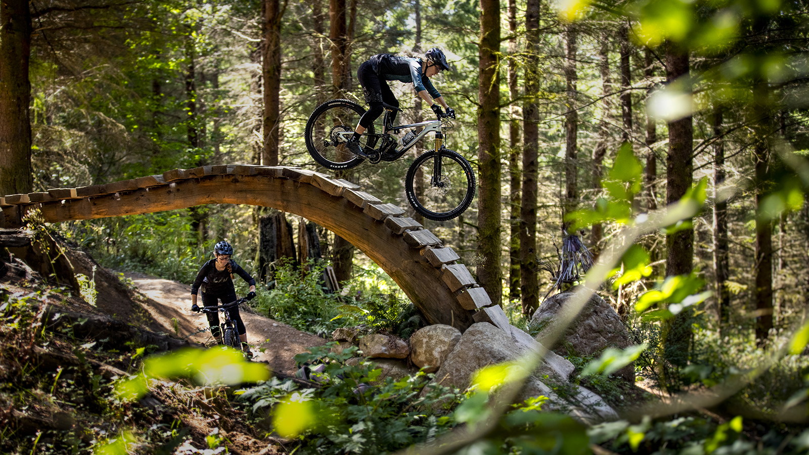 Giant and Liv launch the Trance X and Intrigue 29in carbon bikes