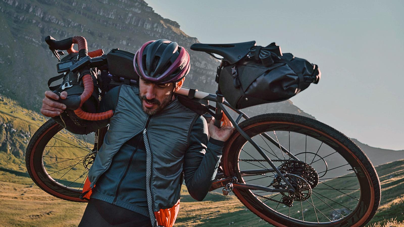 Bikepacking cover image