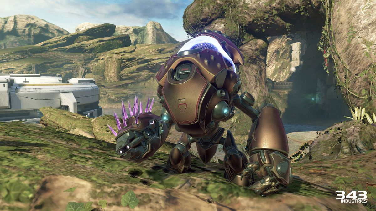 Halo 5 gets all-new Grunt Goblin boss and Spartan Wasp vehicle in next update | GamesRadar