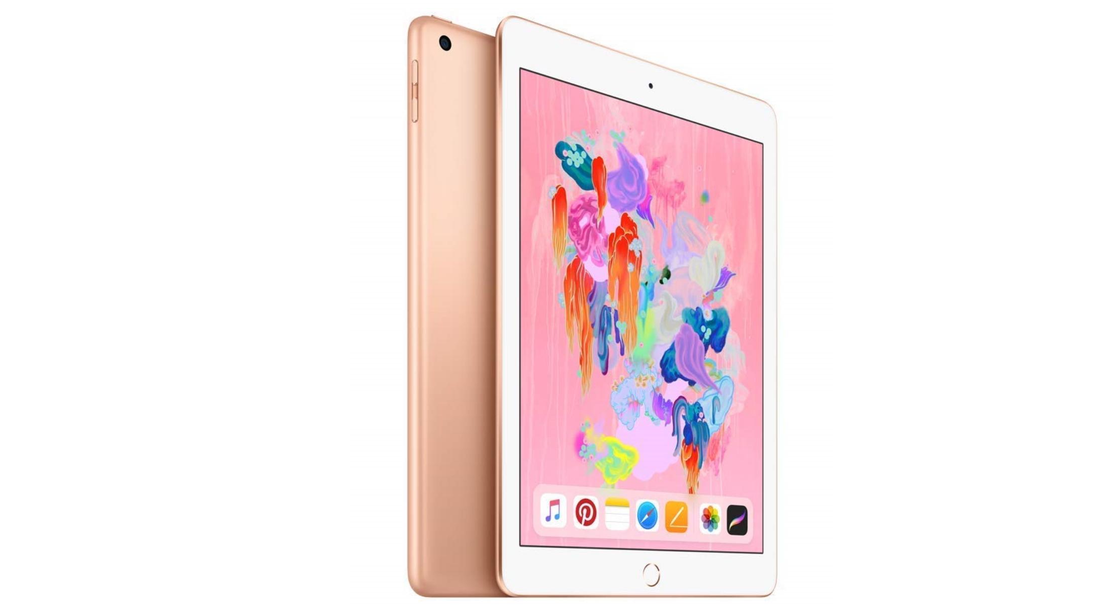 Best cheap tablets 2019: Apple iPad (2018)