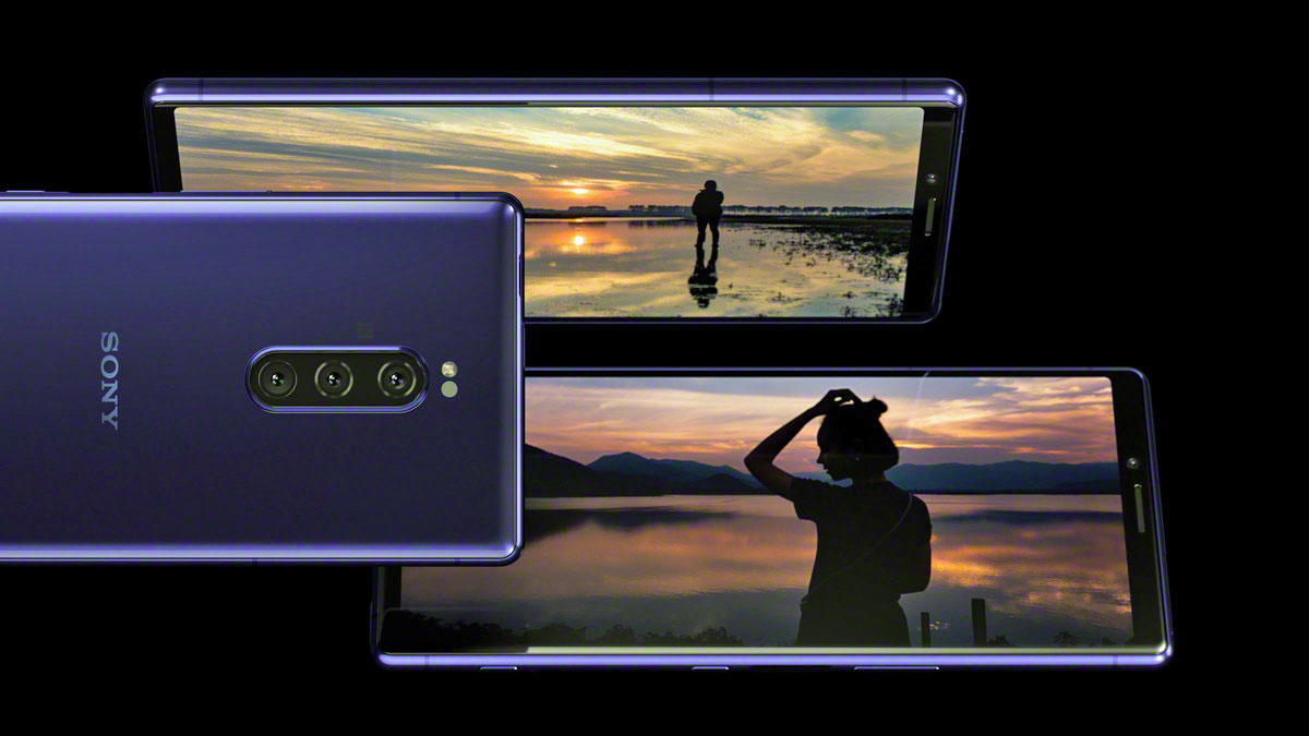 Sony Xperia 1 release date, price, news and features