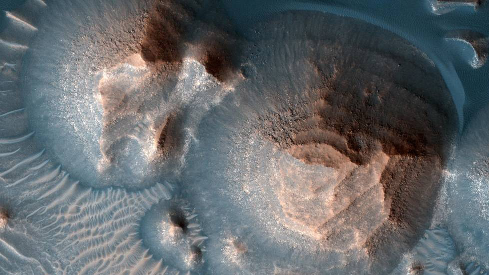 Ancient Mars was rocked by violent, climate-changing volcanic eruptions
