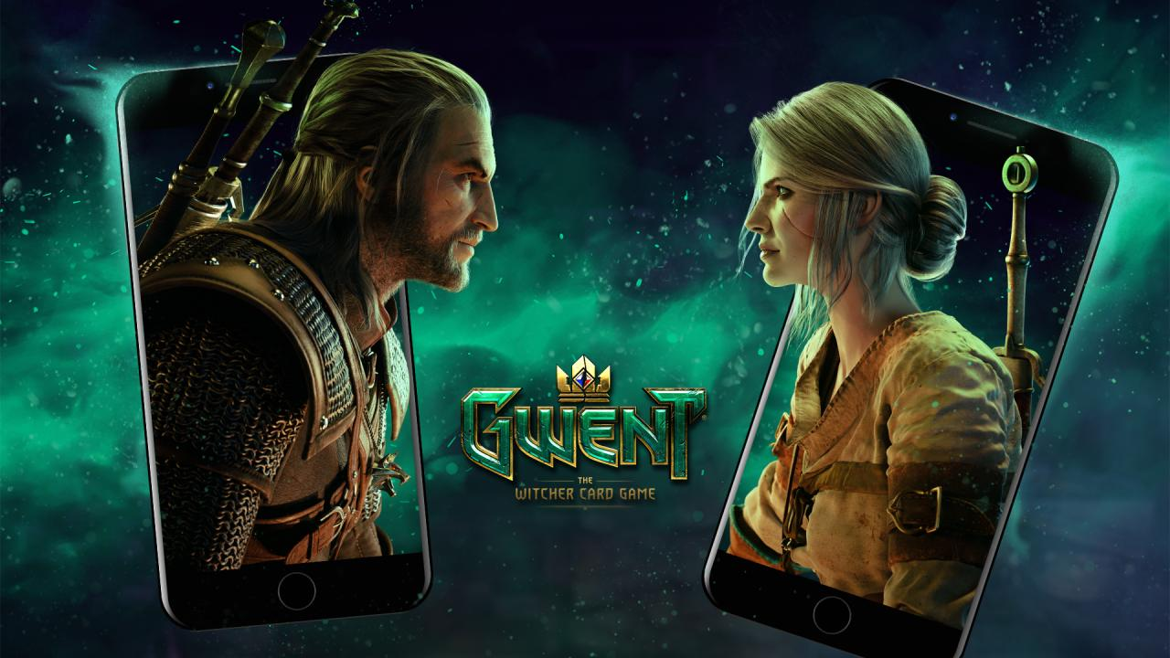 The Witcher 3's amazing Gwent card game is now available on Android phones