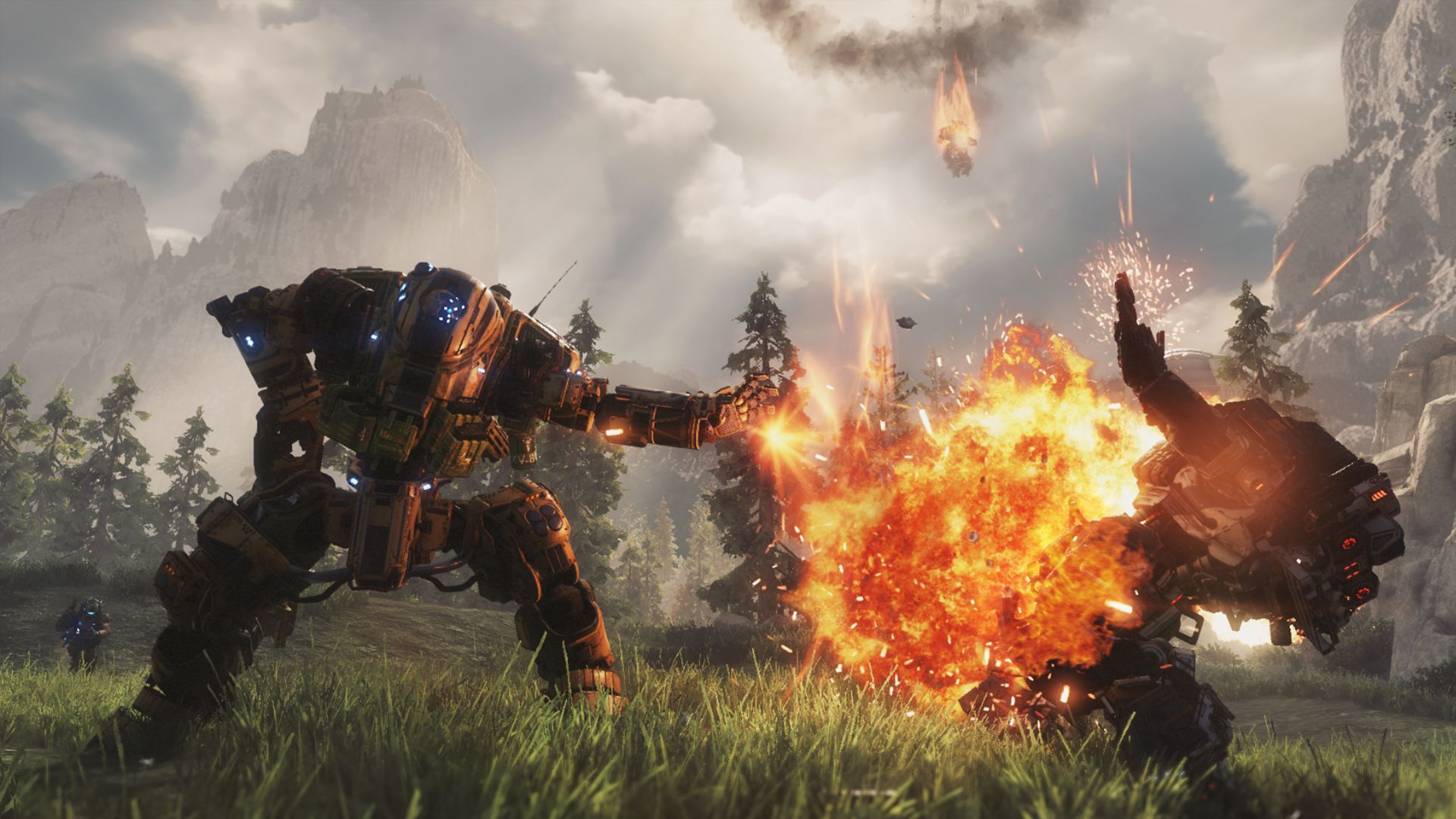 Titanfall 2 is enjoying a second wind thanks to Steam