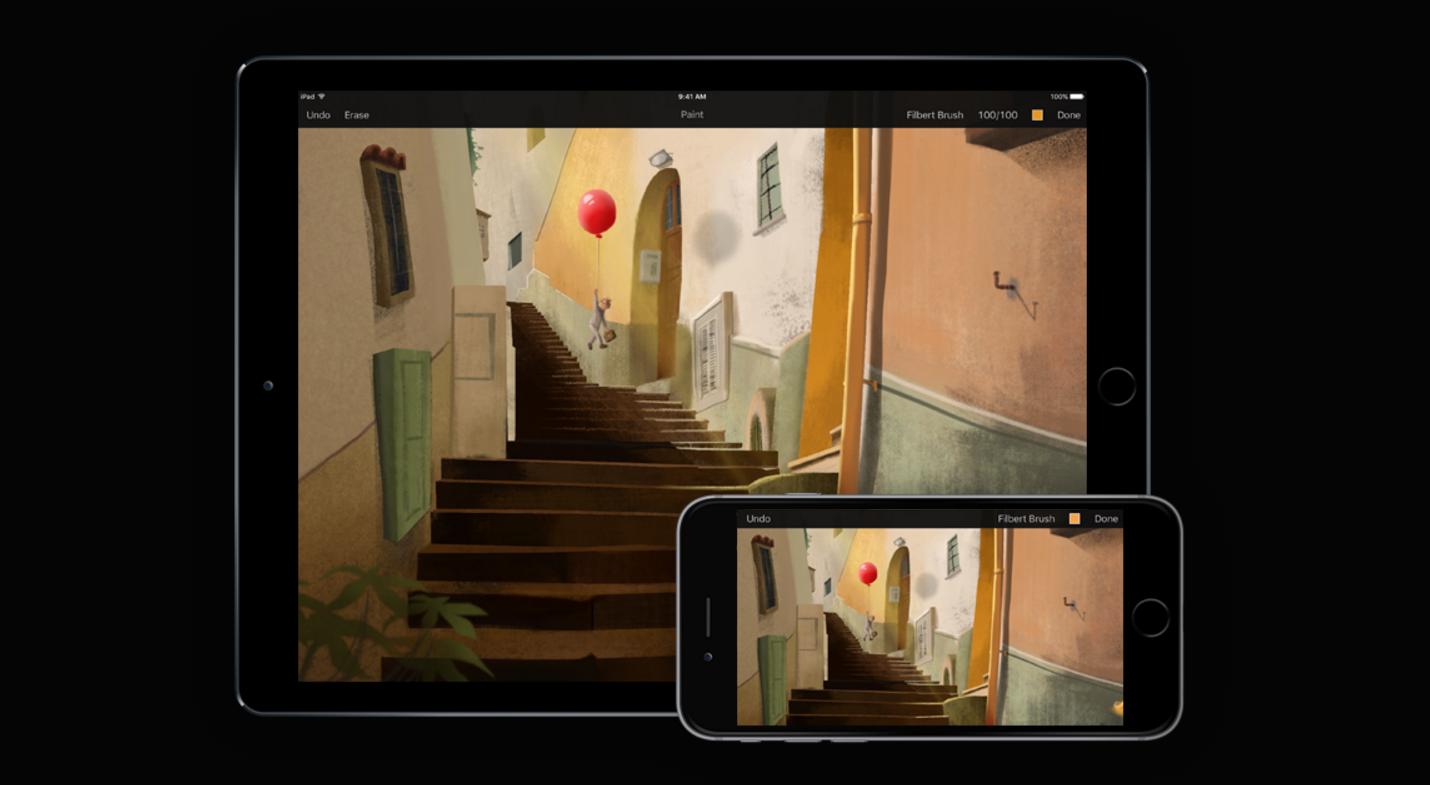iPad app: Pixelmator