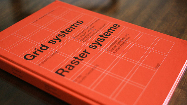 Grid Systems in Graphic Design: A Visual Communication Manual for Graphic Designers, Typographers and Three Dimensional Designers by Josef Mülller-Brockmann