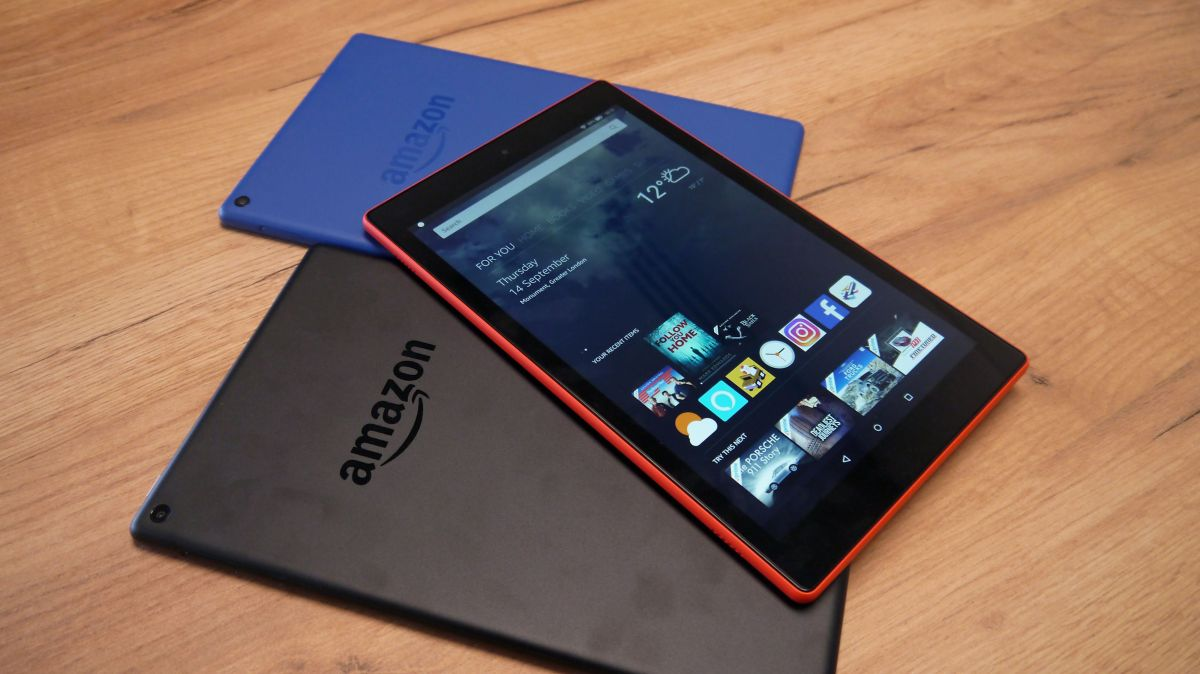 amazon fire hd 10 2017 hands on review techradar