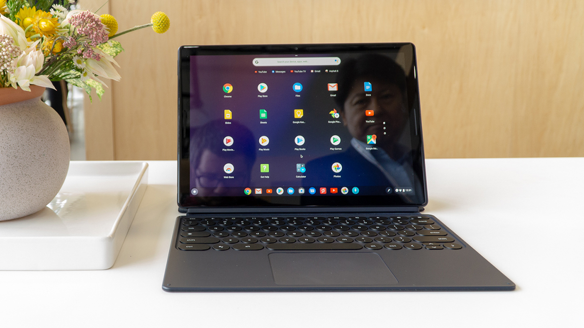Best tablets with keyboards: Google Pixel Slate